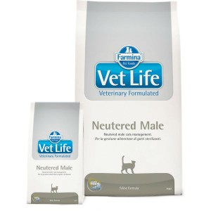 Farmina Vet Life Cat Neutered Male 400 gr