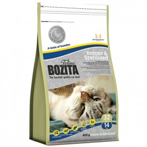 Bozita Funktion для домашних и стерилизованных 400 гр / Bozita Indoor&Sterilised 400 gr