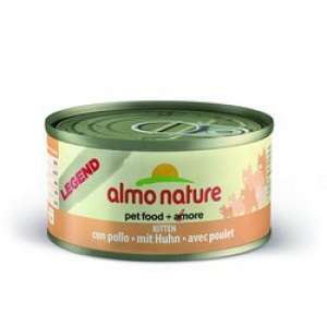 Almo Nature Legend для котят с курицей 70 гр / Almo Nature Legend kitten