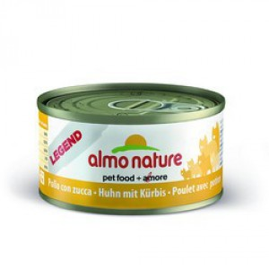 Almo Nature Legend c Курицей и тыквой 70 гр / Almo Nature Legend