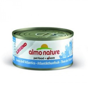 Almo Nature Legend c Атлантическим тунцом 70 гр / Almo Nature Legend