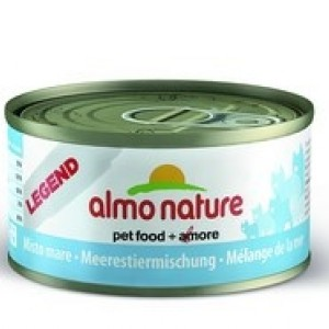 Almo Nature Legend c Морепродуктами 70 гр / Almo Nature Legend