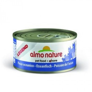Almo Nature Legend c Океанической рыбой 70 гр / Almo Nature Legend