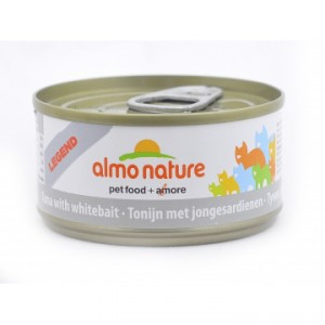 Almo Nature Legend с Тунцом и сардинками 70 гр / Almo Nature Legend