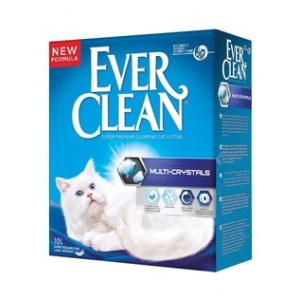 Ever Clean Multi Crystals с добавлением кристаллов 6 кг